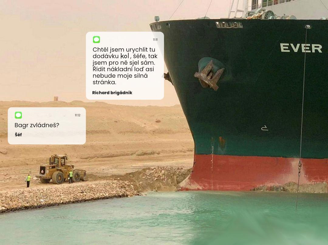 Suezsky kanal kola